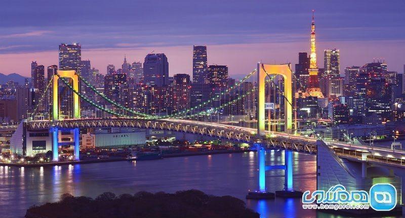 راهنمای سفر به توکیو ژاپن؛ شهر افسانه ای ژاپنی ها