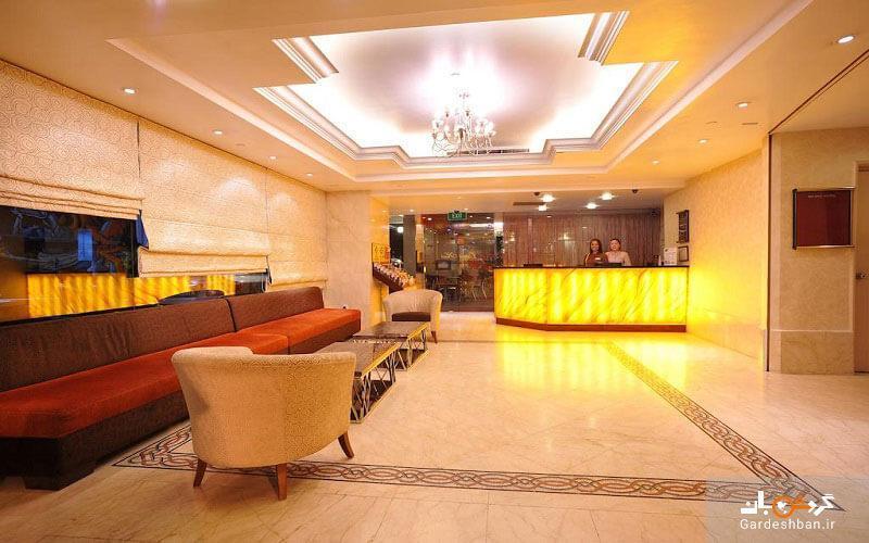 هتل آکسفورد از اقامتگاه های سه ستاره سنگاپور، تصاویر